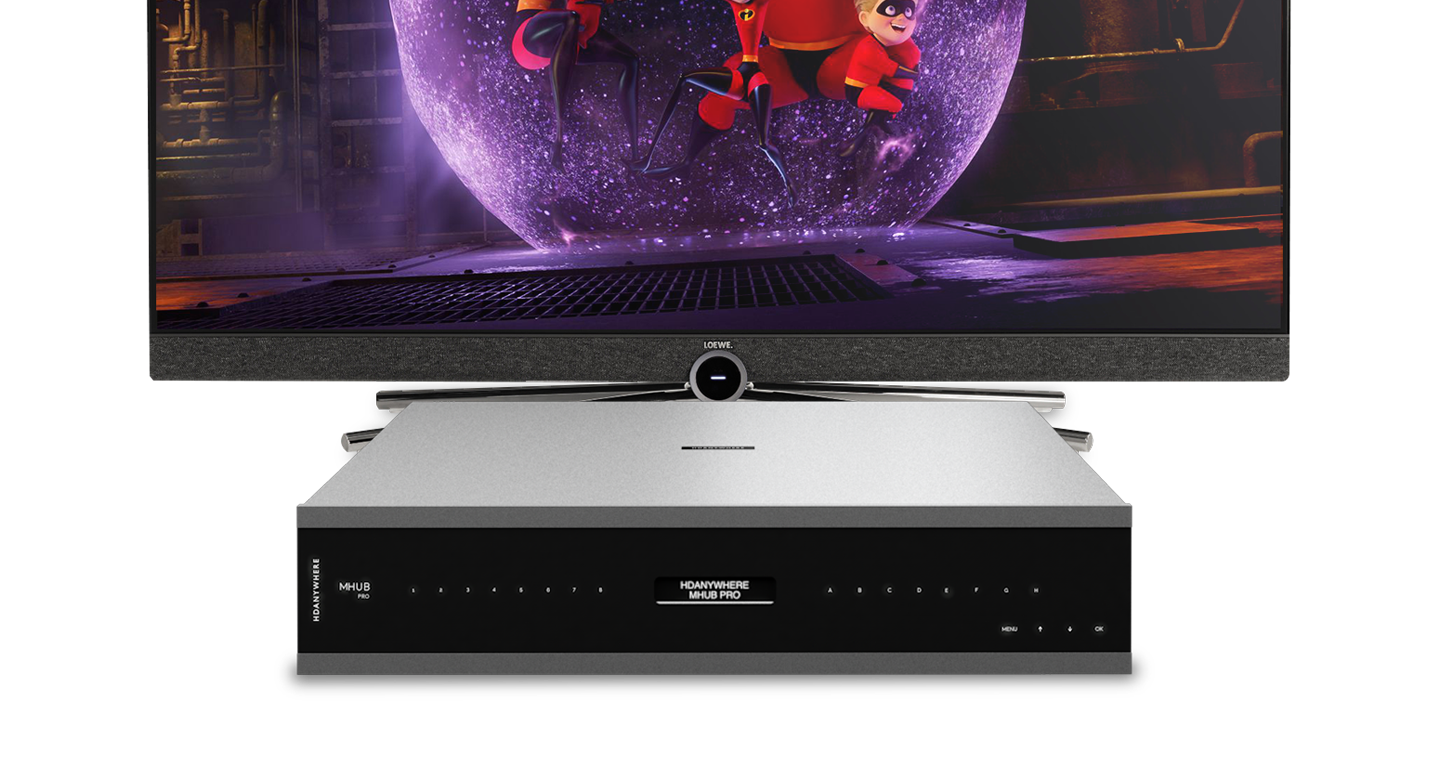 What is a HDBaseT or HDMI matrix? Centralise all your AV