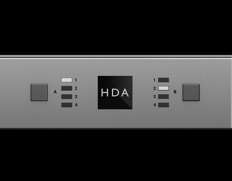 MHUB U HDBaseT Matrix
