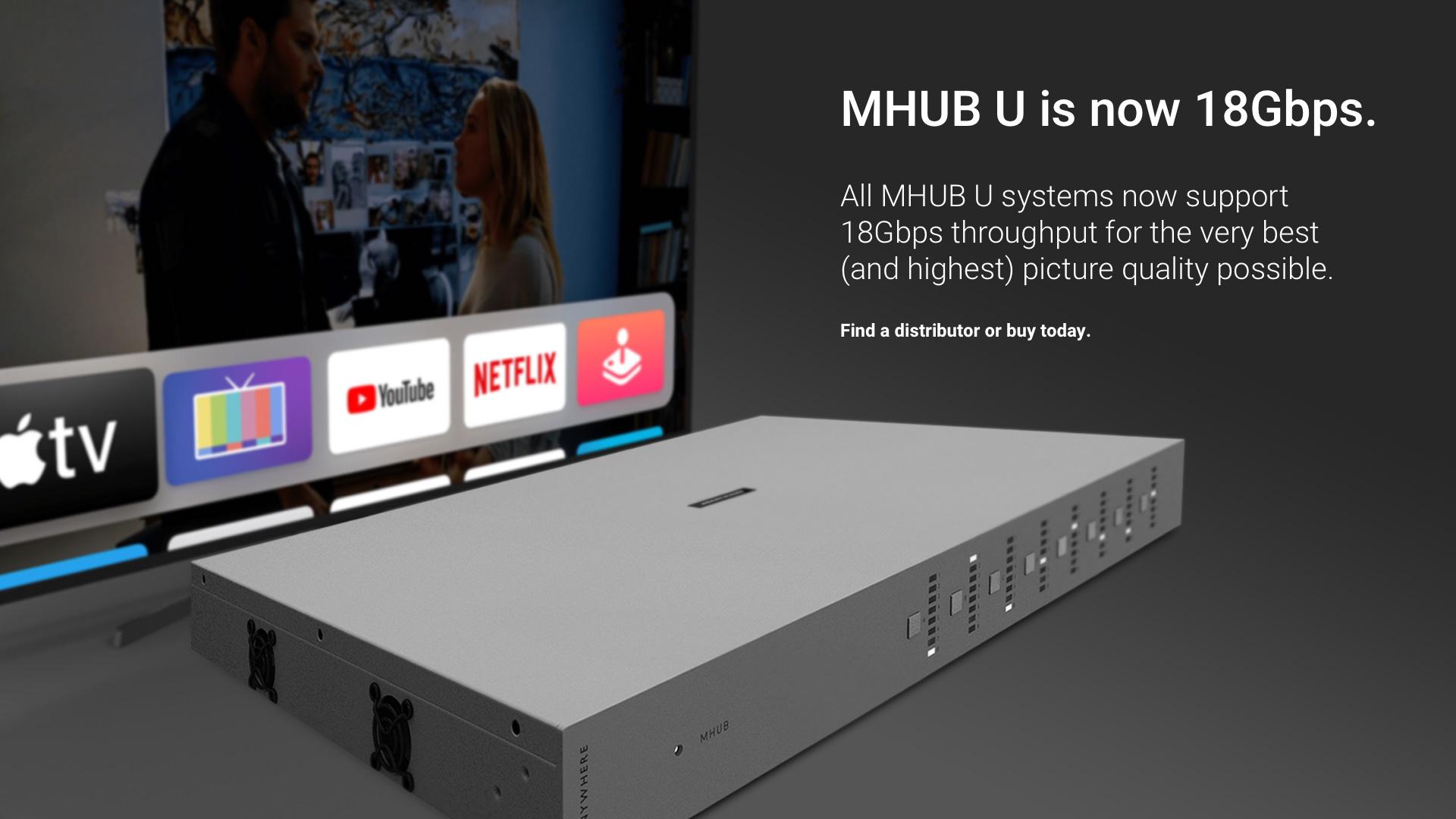 MHUB U
