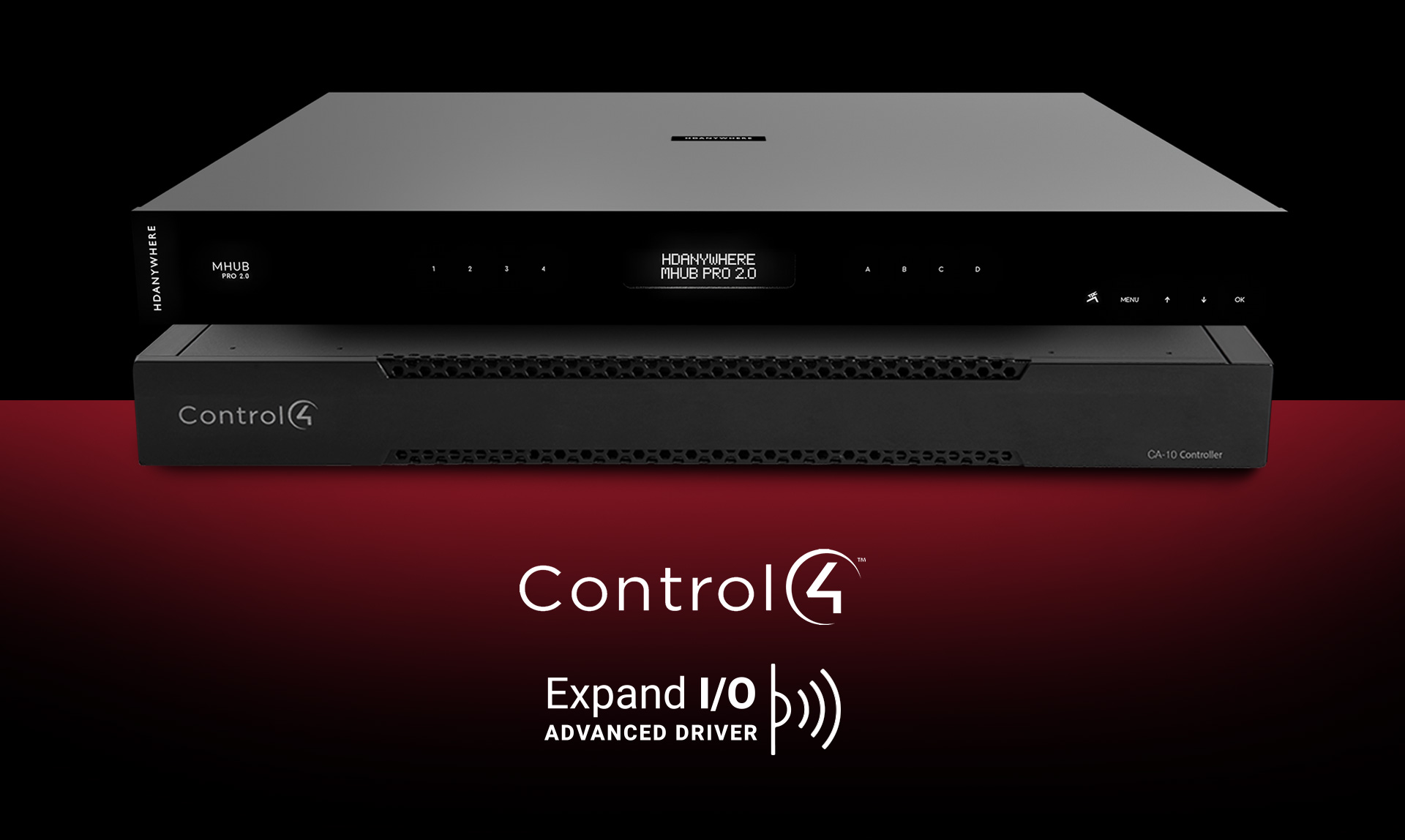 New Control4 Drivers