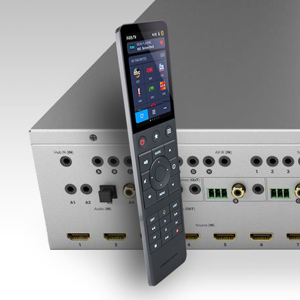 Crestron Home and MHUB PRO 2.0