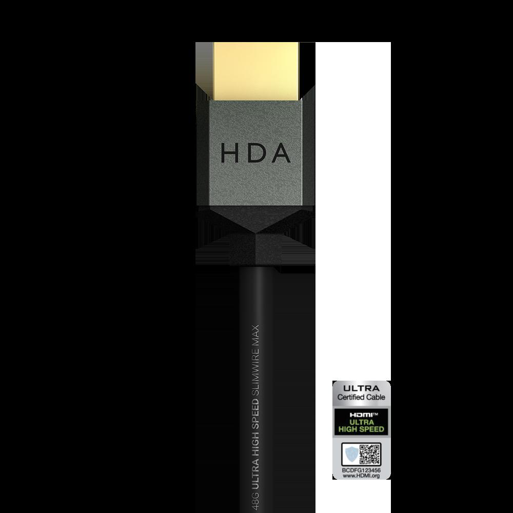 8K SlimWire HDMI Cable