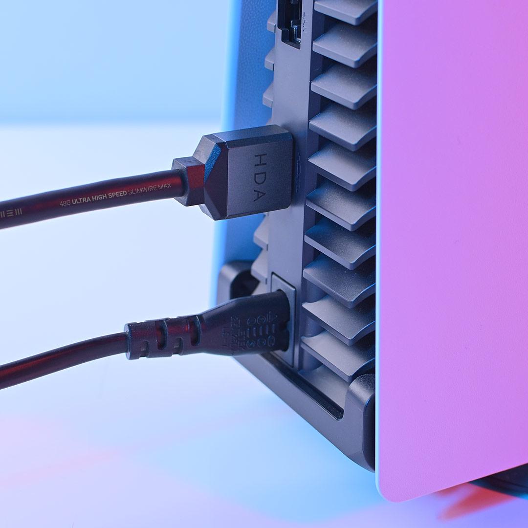 8K SlimWire MAX HDMI cable