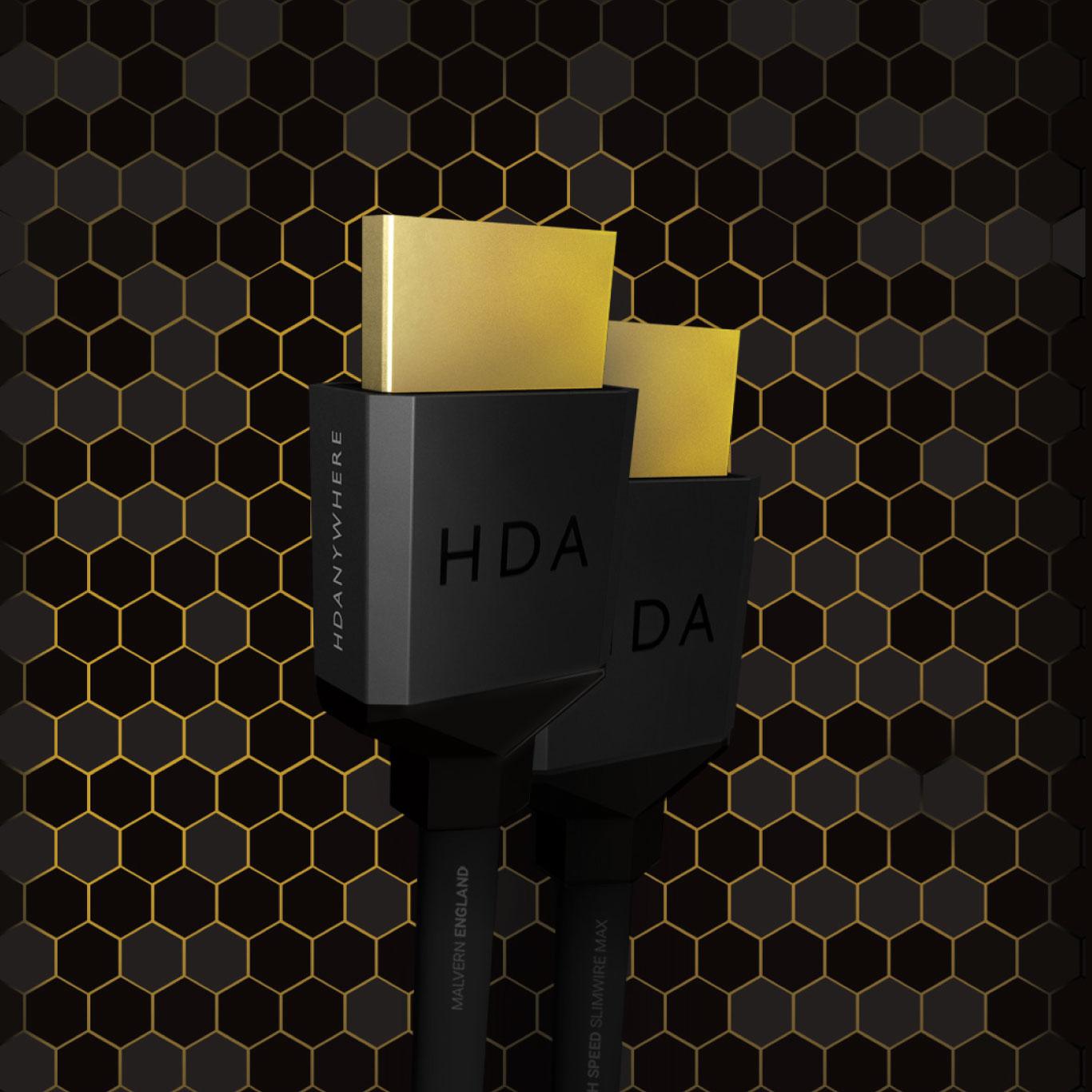 SLIMWIRE MAX (18G) 4K HDMI Cable