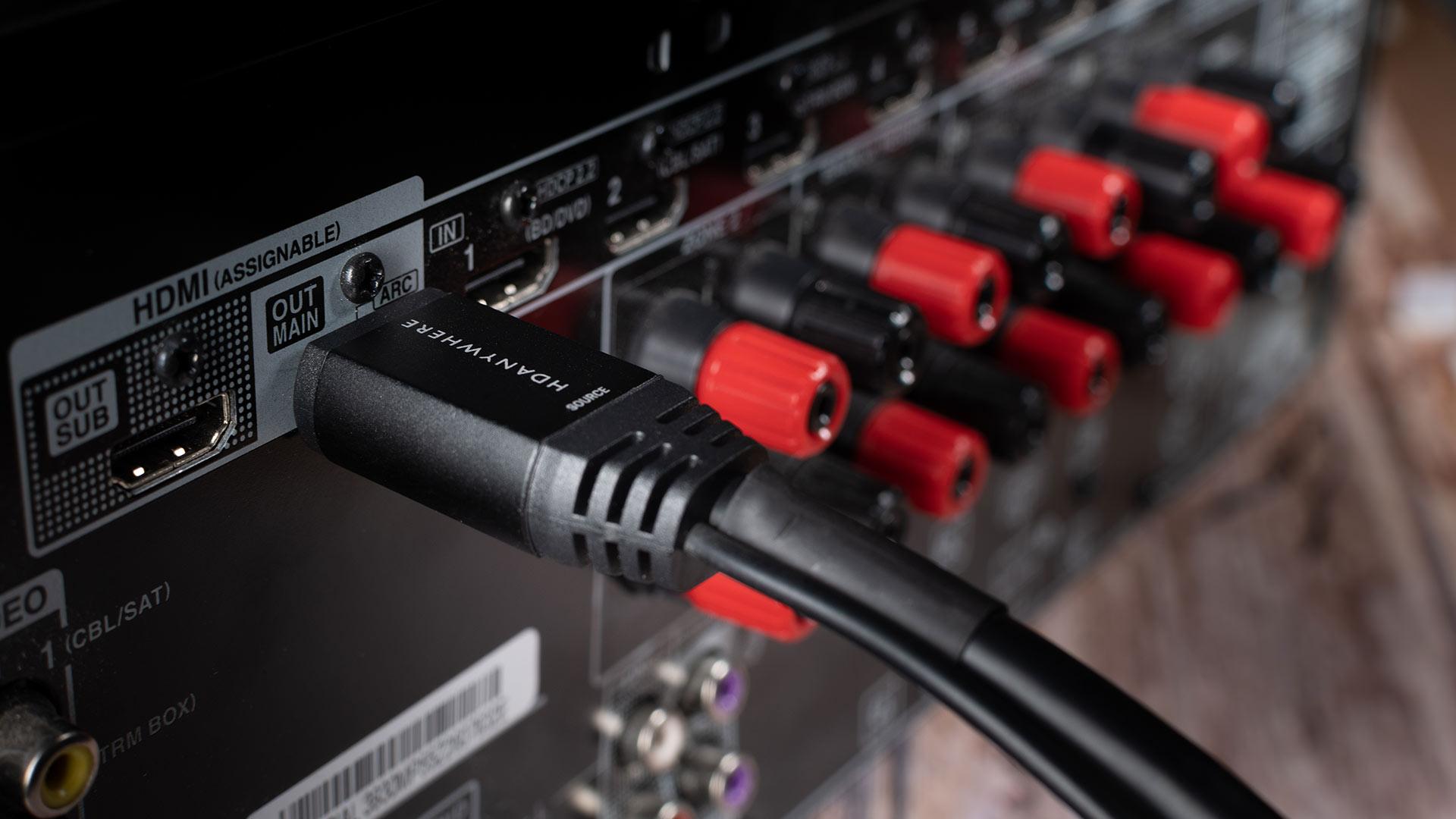 ActiveWire MAX HDMI cable
