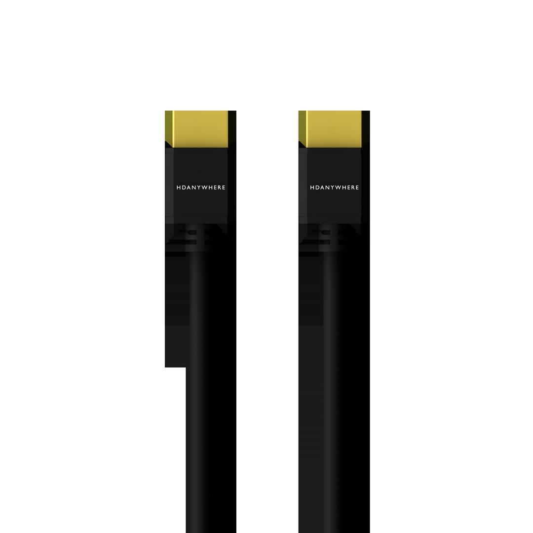 SlimWire MAX 4K HDMI Cable