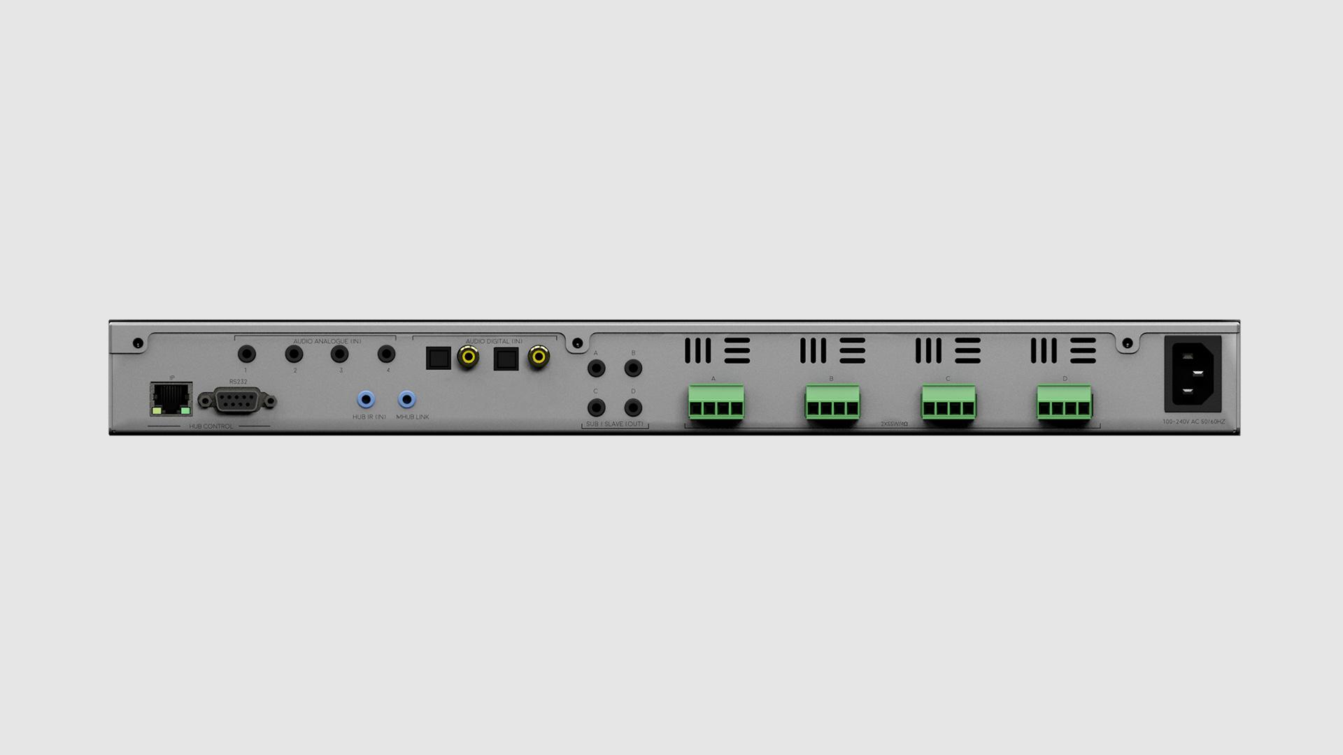 MHUB PRO 2.0 (8x8) 100