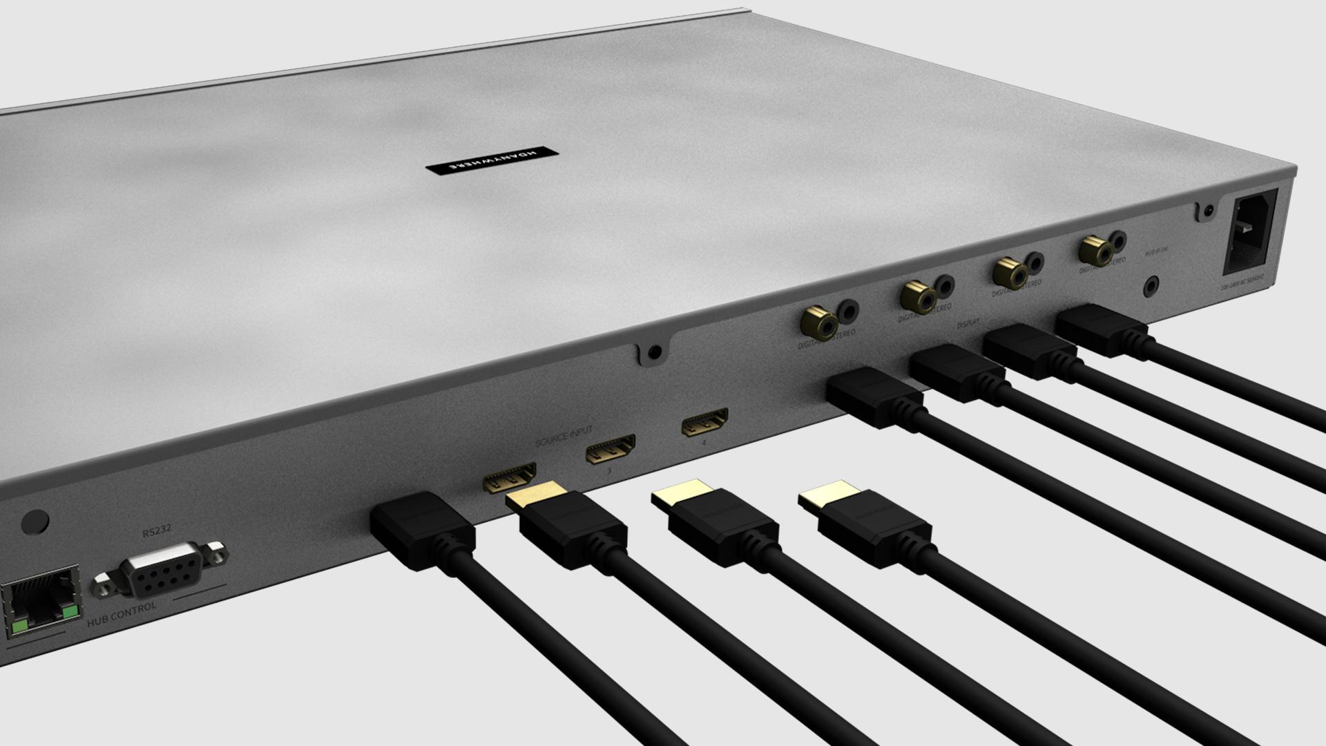 SlimWire MAX HDMI cable