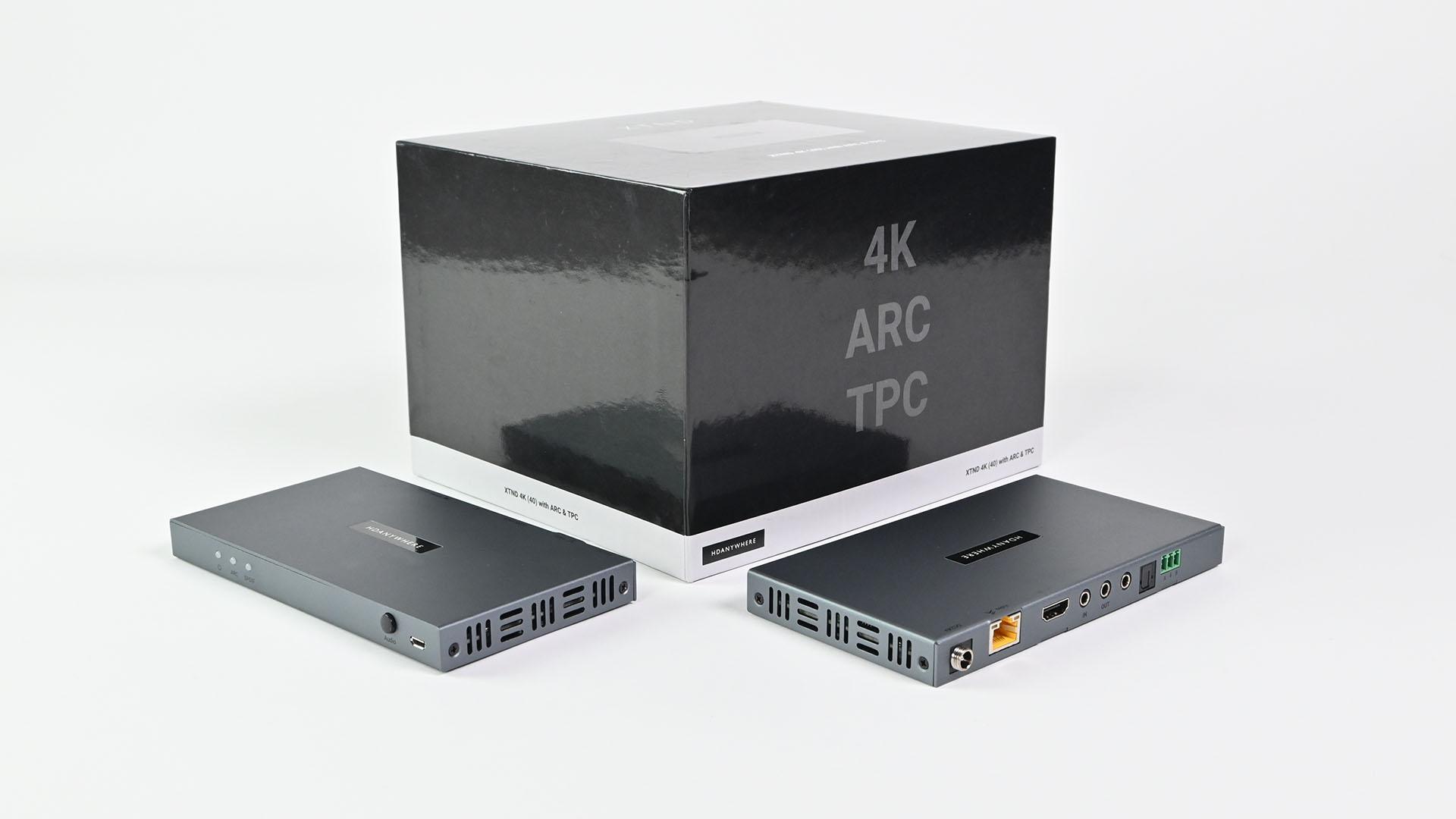 XTND 4K (40) ARC + TPC